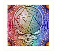 Rainbow Sammich Art Print