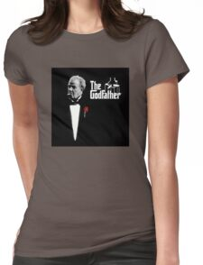Top Gear - The Godfather Decal Womens Fitted T-Shirt