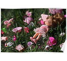 Discarded Toys Poster
