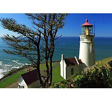 Heceta Head Lighthouse Photographic Print