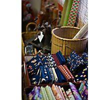 Japanese Materials Photographic Print