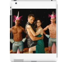 jeff and dean  iPad Case/Skin