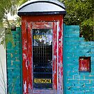 Come in through my telephone box by Alexander Meysztowicz-Howen