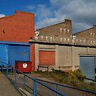 Industrial Building by Joe Mortelliti