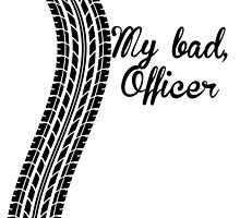 My Bad Officer by mofober