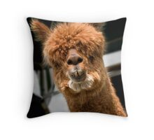 Huh?? Throw Pillow