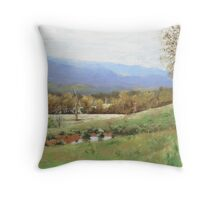 Buxton, Victoria Throw Pillow