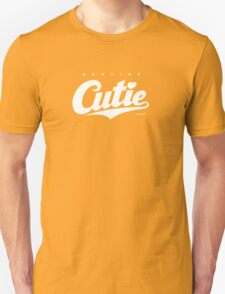 GenuineTee - Cutie (white) T-Shirt