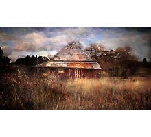 Wattle Flats Photographic Print