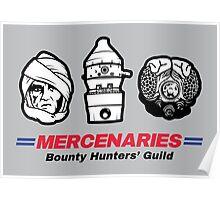 Mercenaries 2 Poster