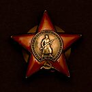 Soviet Order of the Red Star  by daliscar