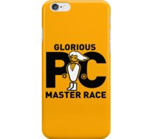 Glorious PC Master Race! iPhone Case/Skin