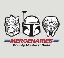 Mercenaries by stationjack