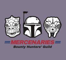 Mercenaries Kids Tee