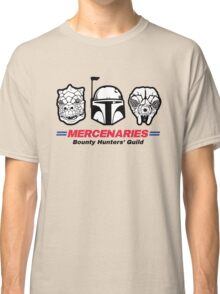 Mercenaries Classic T-Shirt