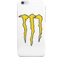 University of Michigan Monster iPhone Case/Skin
