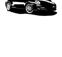 Porsche 911 Turbo S Cabriolet 2011 by garts