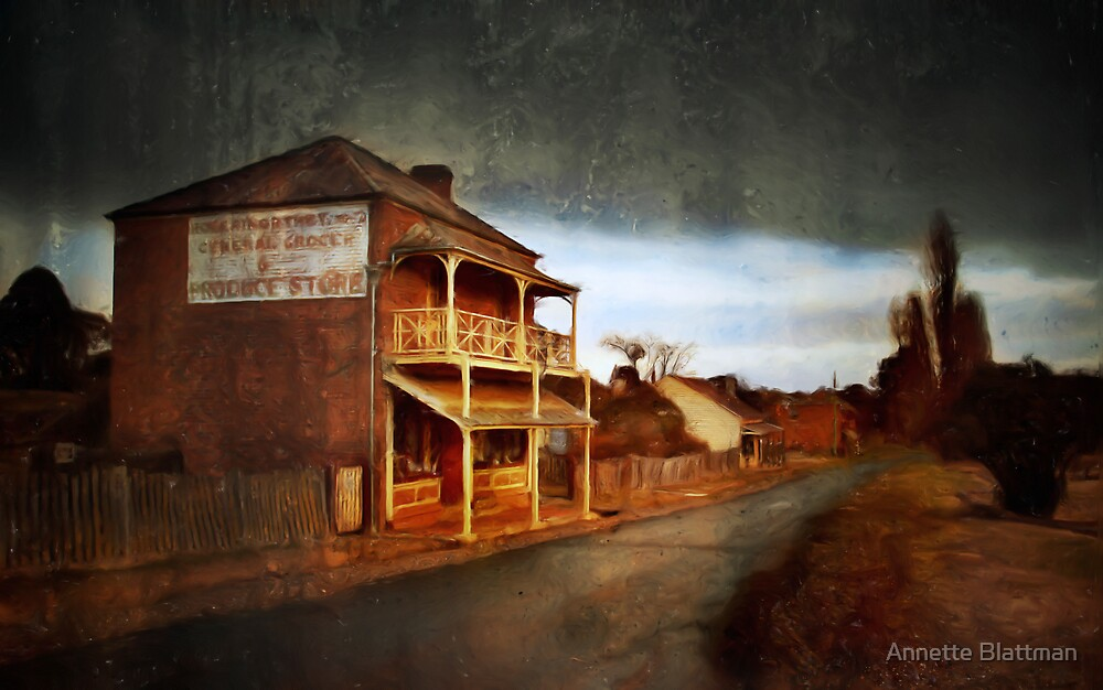 The Old Store by Annette Blattman