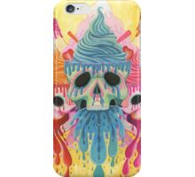 Sundae Skulls iPhone Case/Skin