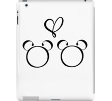 mickey & mickey iPad Case/Skin