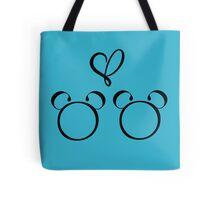 mickey & mickey Tote Bag
