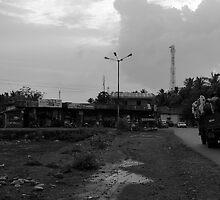 Goa Taxi by Satre