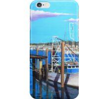 Marina, Urangan Qld iPhone Case/Skin