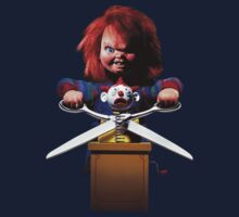 Childs Play Chucky Kids Tee