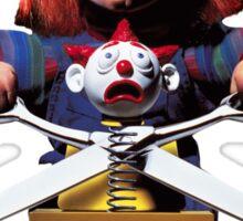 Childs Play Chucky Sticker