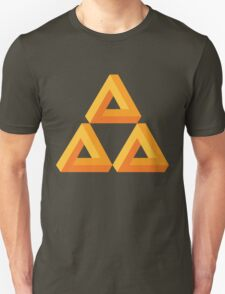Impossible Triforce  T-Shirt