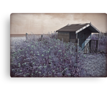 Back to the Sea Canvas Print