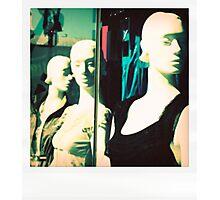 Mannequin Photographic Print