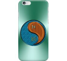 Pisces & Dragon Yang Wood iPhone Case/Skin