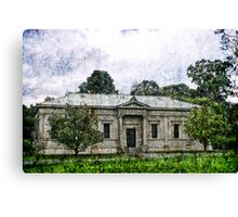 The Museum of Economic Botany Canvas Print