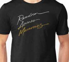Random Access Memories Unisex T-Shirt