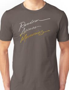 Random Access Memories Unisex T-Shirt
