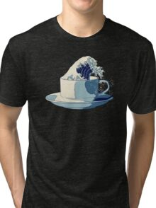 Storm in a Teacup Tri-blend T-Shirt