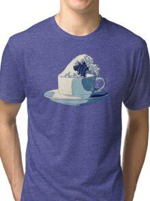 Storm in a Teacup Tri-blend T-Shirt