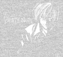 Deathnote Anime One Piece - Short Sleeve