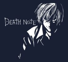 Deathnote Anime Kids Tee