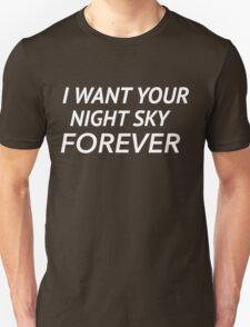 Black Moon Unisex T-Shirt