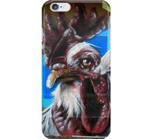 Graffiti Rooster iPhone Case/Skin
