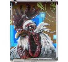 Graffiti Rooster iPad Case/Skin