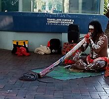 Didgeridoo by Peter Leyshan