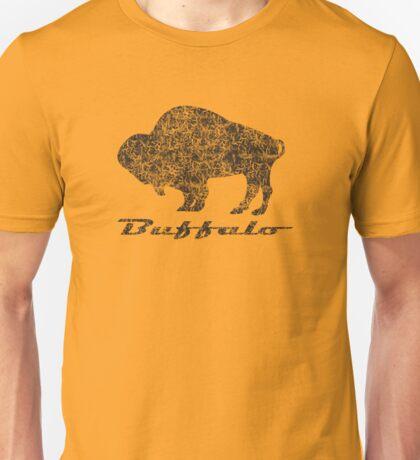 Cracked Buffalo Unisex T-Shirt