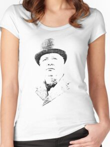 Winston Churchill Women's Fitted Scoop T-Shirt