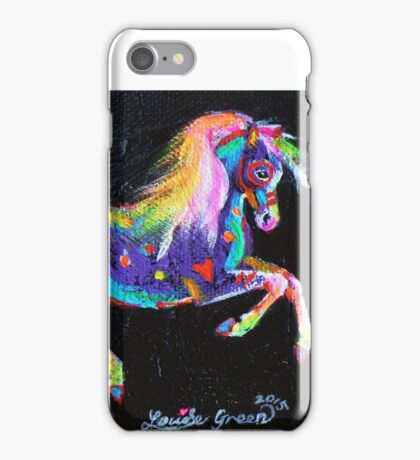 Colour Dance Pony iPhone Case/Skin