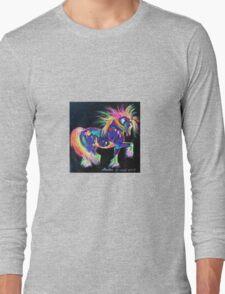 Colour Dance Cob Long Sleeve T-Shirt