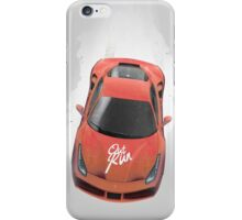 Out Run - How Far Are You Gonna Take Me? iPhone Case/Skin