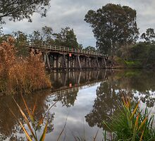 Reflection on Goulburn by David Hunt